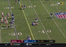 Redskins vs. Giants highlights | Week 4