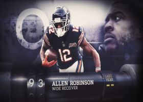 'Top 100 Players of 2020': Allen Robinson | No. 93
