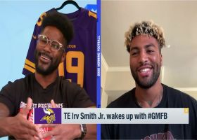 Irv Smith Jr.: 'I have very high expectations' for myself in '21