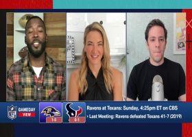 Ravens-Texans Score Predictions in Week 2   'GameDay View'