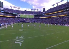 Devin Duvernay opens second half with 47-yard kickoff return