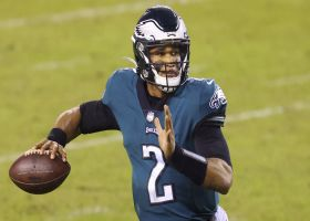 David Carr breaks down what Eagles are getting with Hurts as presumptive QB1