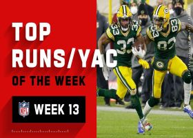 Top runs and YAC of the week | Week 13