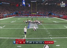 See New England Patriots kicker Stephen Gostkowski's Super Bowl-clinching kick in 360 degrees | True View
