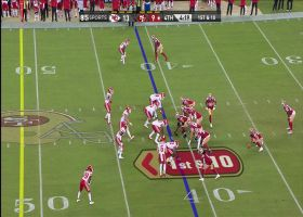 Nsimba Webster shows Lion-esque speed on 34-yard end-around