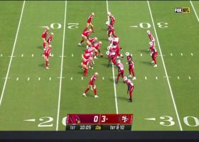 49ers' best plays from September