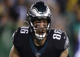 Rapoport: Ertz, Eagles resume contract negotiations