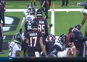 Texans capitalize on turnover with David Johnson TD run