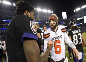 James Jones: Browns 'stack up' with Ravens in AFC North