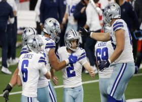 Can't-Miss Play: Zuerlein completes Cowboys' epic comeback with walk-off FG