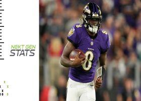 Ravens should utilize run game vs. Chargers | Next Gen Edge