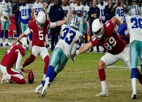 Matt Prater boots 47-yard game-winning FG as time expires