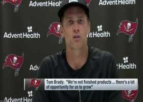 Brady shares mindset as Bucs look to repeat as Super Bowl champs