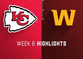 Chiefs vs. Washington highlights | Week 6
