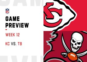 Chiefs vs. Buccaneers preview | Week 12