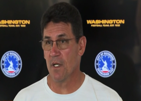 Rivera: I'm 'beyond frustrated' at Washington's player vaccination rate
