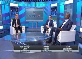 Players you should start despite tough matchups | NFL Fantasy Live