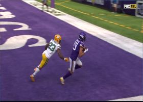 Cousins drops absolute DIME on second TD toss to Thielen