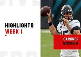 Gardner Minshew's best plays from 3-TD day   Week 1