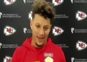 Mahomes reacts to possibility of Le'Veon Bell joining Chiefs
