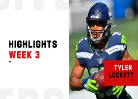 Every Tyler Lockett catch from 3-TD game | Week 3