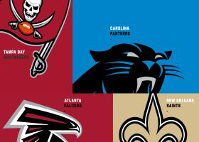 Curtis Conway ranks NFC South teams heading into 2021