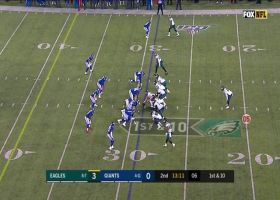 Carson Wentz slings 15-yard dart to Greg Ward