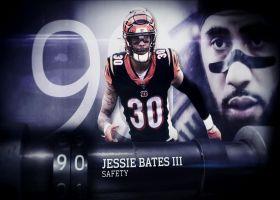 'Top 100 Players of 2021': Jessie Bates III | No. 90