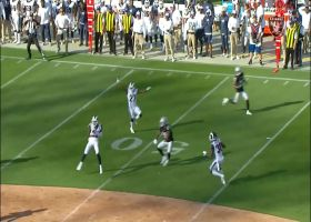 Kevin Peterson jumps Mike Glennon's pass for impressive INT