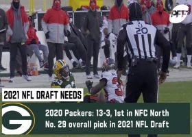 PFF 2021 NFL Draft needs: Green Bay Packers