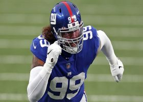 Gregg Rosenthal: 'I don't think' Leonard Williams leaves Giants