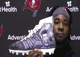 Ronald Jones II: Why I'm honoring Paul Monroe with My Cause My Cleats