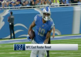 PFF Roster Reset: Biggest player additions in NFC East