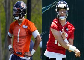 Top 5 rookie QB-veteran WR combos to watch in 2021 | 'NFL Total Access'