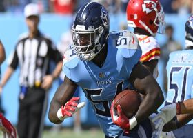 Brandt on Titans: 'I think they ended the Chiefs'