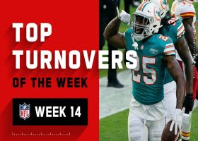 Top turnovers of the week | Week 14