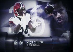 'Top 100 Players of 2021': Nick Chubb | No. 26