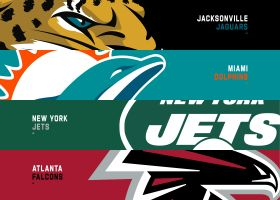 Rapoport details Jets-Falcons, Dolphins-Jaguars international games
