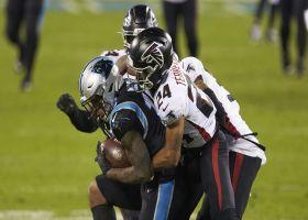 Can't-Miss Play: D.J. Moore hauls in 42-yard heave between three defenders