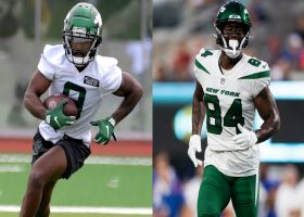 Baldinger, James Jones: Why we're watching Elijah Moore, Corey Davis vs. Eagles in PRE Week 3