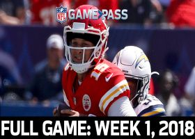 Full NFL Game: Chiefs vs. Chargers - Week 1, 2018 | NFL Game Pass