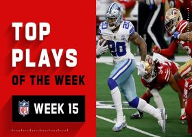 Top plays of the week | Week 15