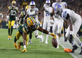 Aaron to Aaron, again! Rodgers finds Jones on the move for second TD
