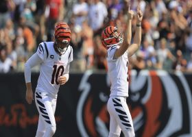 McPherson's 38-yard FG gives Bengals a walk-off win in OT