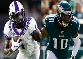 Casserly: How Eagles can use both Reagor, D-Jax