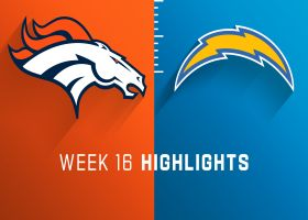 Broncos vs. Chargers highlights | Week 16