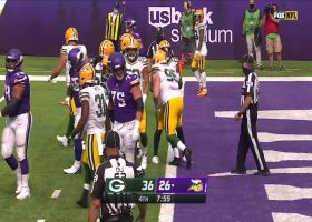 Dalvin Cook powers ahead for second two-point conversion