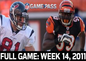 Full NFL Game: Texans vs. Bengals - Week 14, 2011 | NFL Game Pass