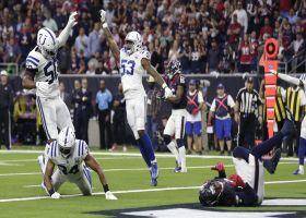 Colts vs. Texans highlights   2018 AFC Wild Card Weekend