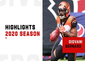 Giovani Bernard highlights | 2020 season